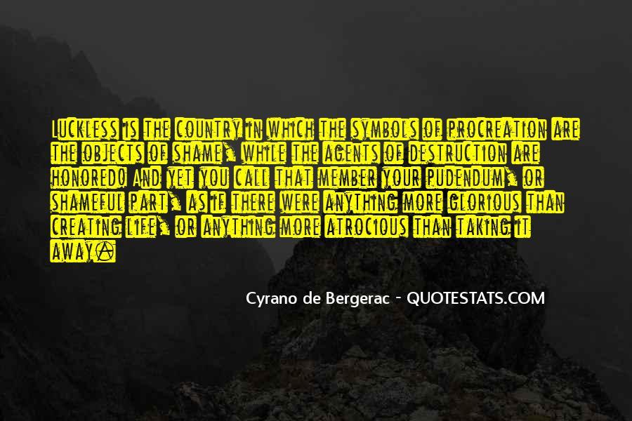 Cyrano De Bergerac Quotes #1457083