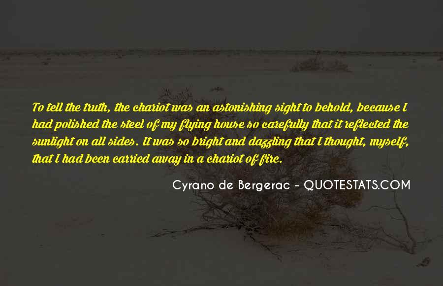Cyrano De Bergerac Quotes #172783