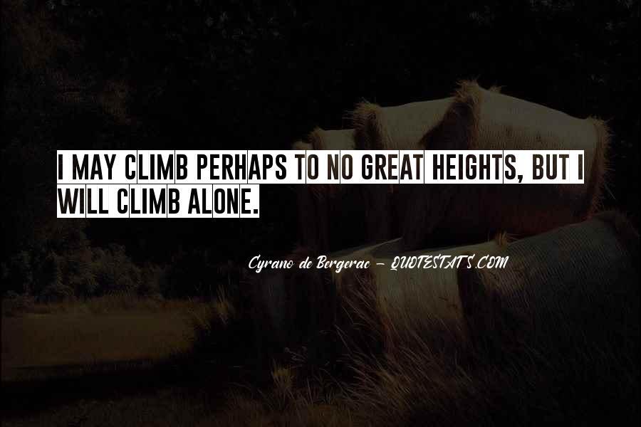 Cyrano De Bergerac Quotes #756072