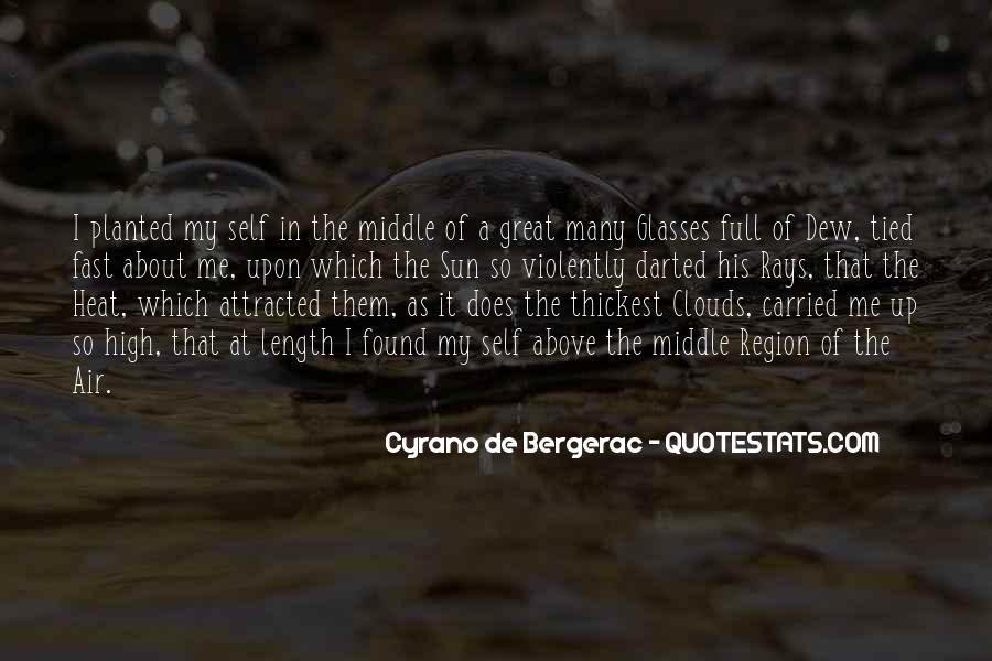 Cyrano De Bergerac Quotes #904356