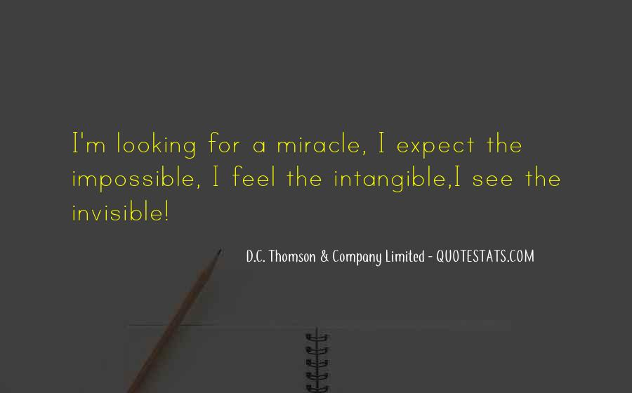 D.C. Thomson & Company Limited Quotes #985535
