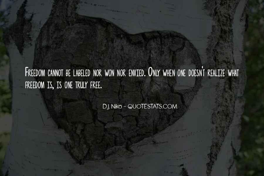D.J. Niko Quotes #912368