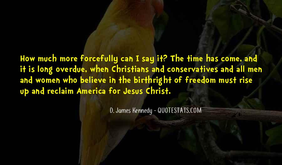D. James Kennedy Quotes #1019095