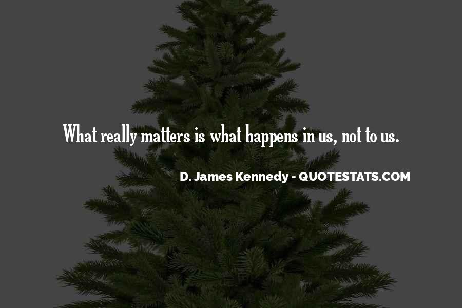 D. James Kennedy Quotes #1369534