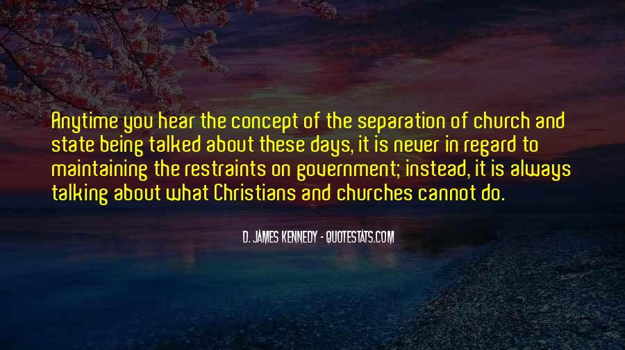 D. James Kennedy Quotes #1548899