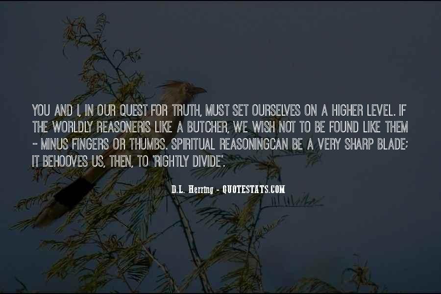 D.L. Herring Quotes #1217712