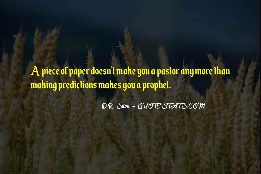 D.R. Silva Quotes #1726350
