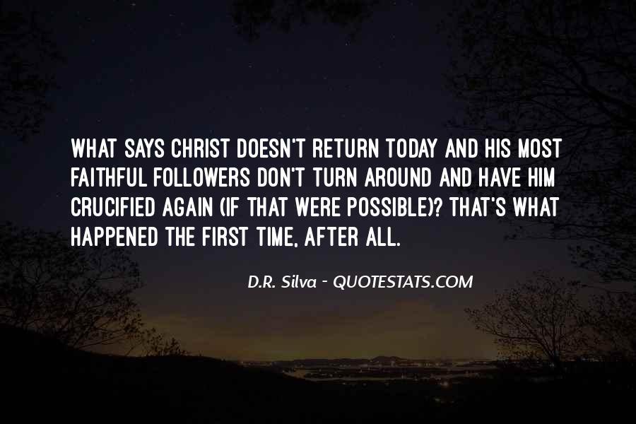 D.R. Silva Quotes #1851057