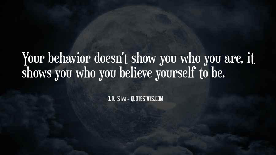 D.R. Silva Quotes #419833