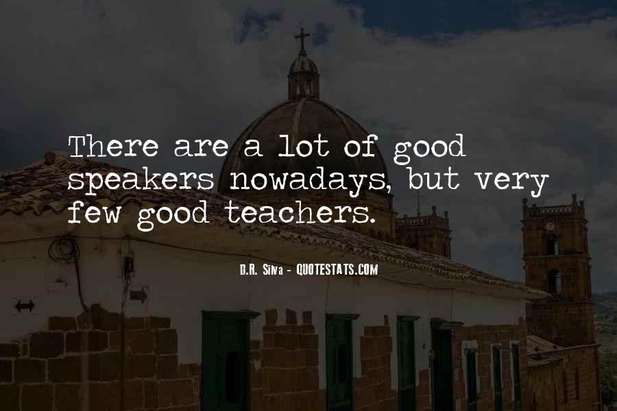 D.R. Silva Quotes #642337