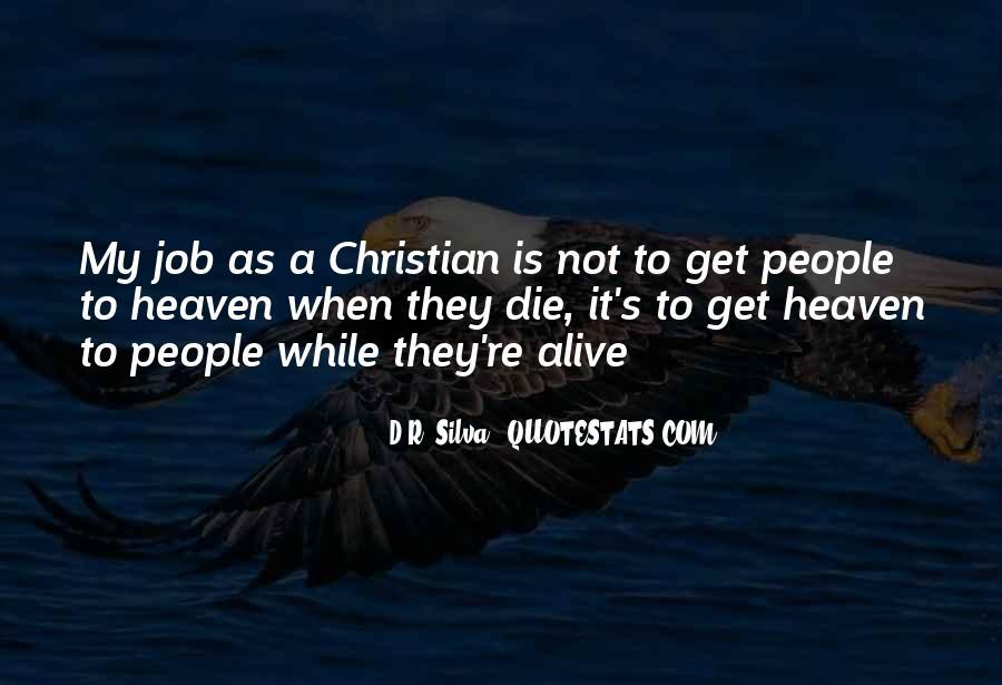 D.R. Silva Quotes #750933