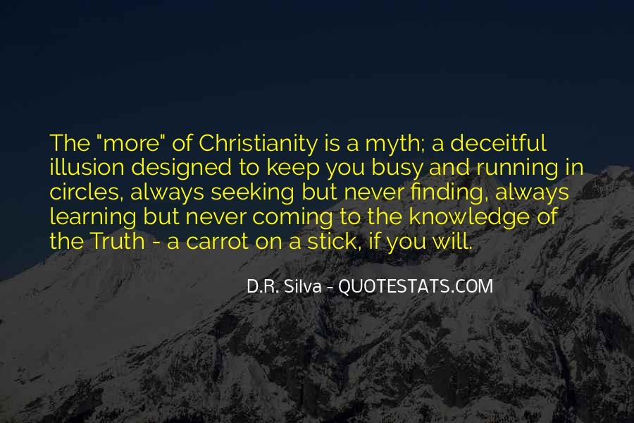 D.R. Silva Quotes #77026