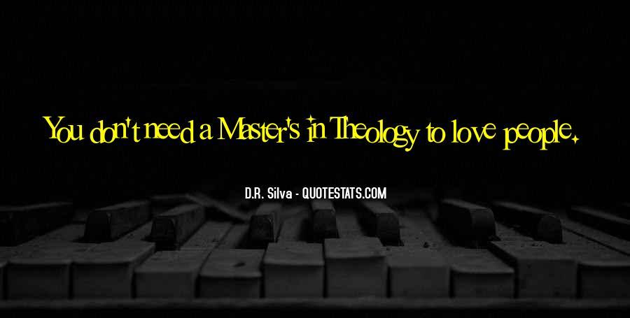 D.R. Silva Quotes #876568