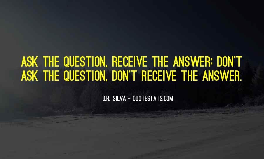 D.R. Silva Quotes #995022