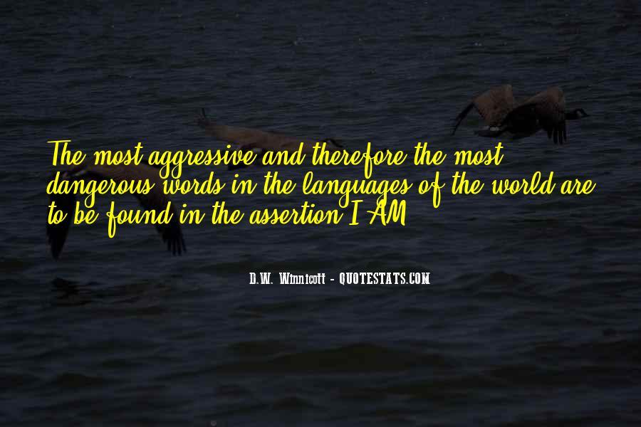 D.W. Winnicott Quotes #1160252