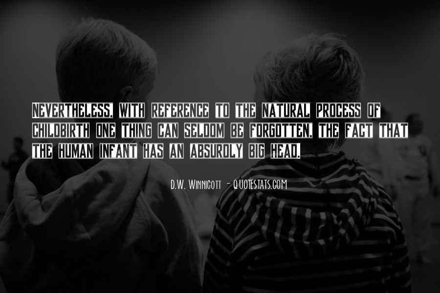 D.W. Winnicott Quotes #1249571