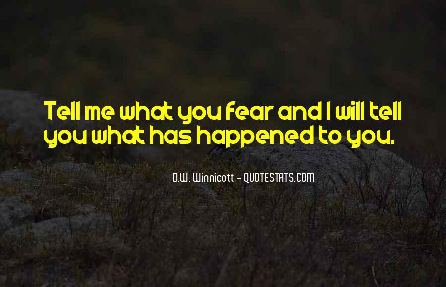D.W. Winnicott Quotes #1683640