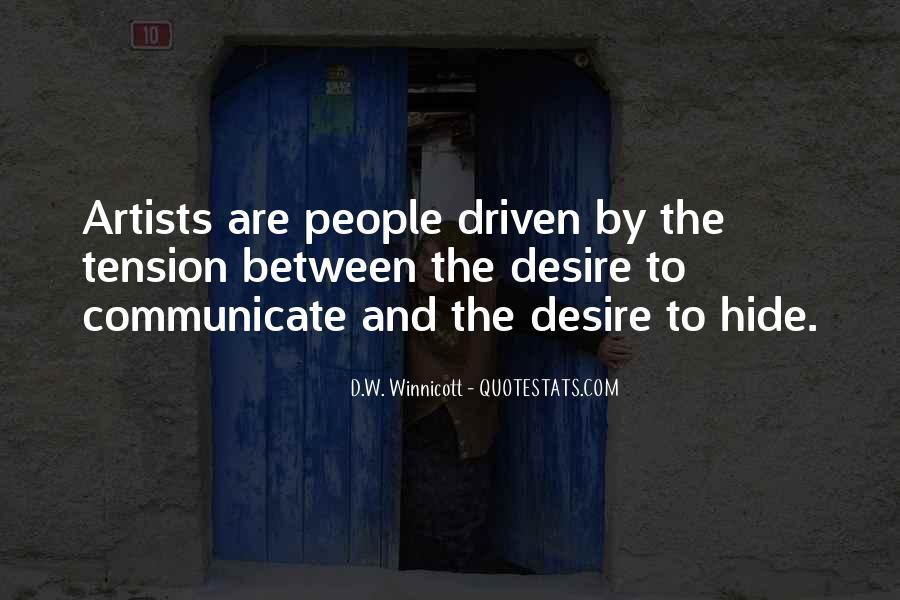 D.W. Winnicott Quotes #342325