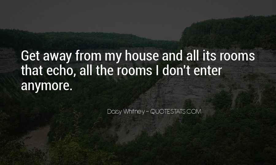 Daisy Whitney Quotes #1267605
