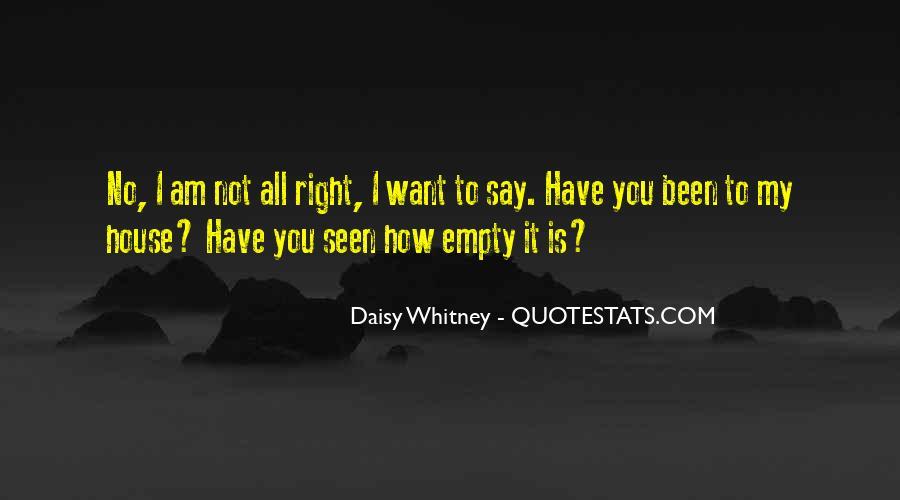 Daisy Whitney Quotes #1305260