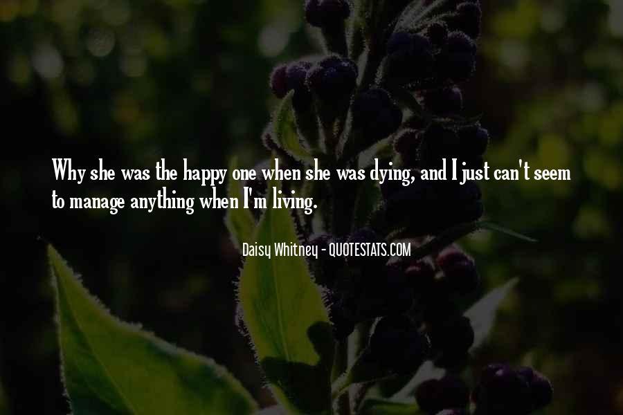 Daisy Whitney Quotes #1502039