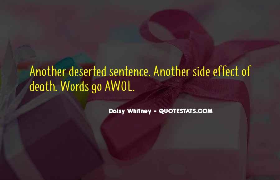 Daisy Whitney Quotes #1597674