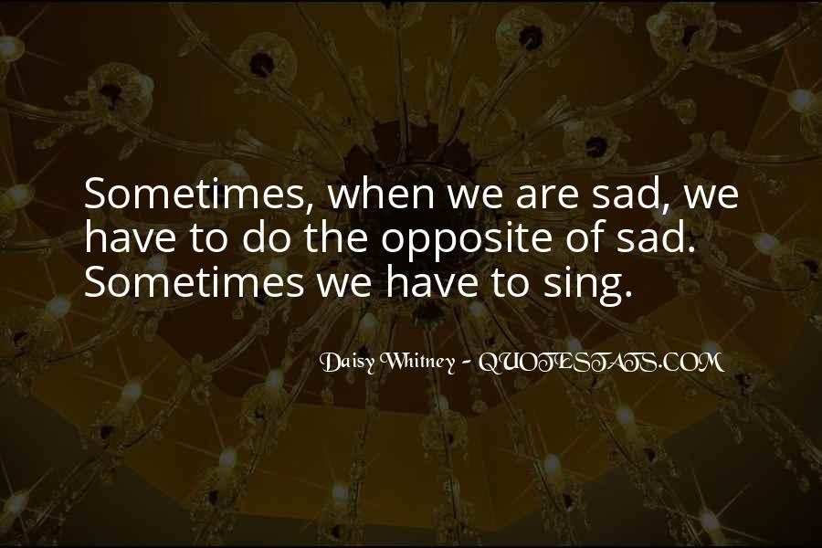 Daisy Whitney Quotes #1677561