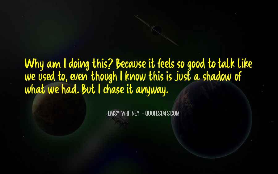 Daisy Whitney Quotes #1709998