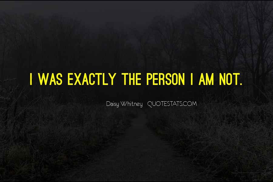 Daisy Whitney Quotes #1779792
