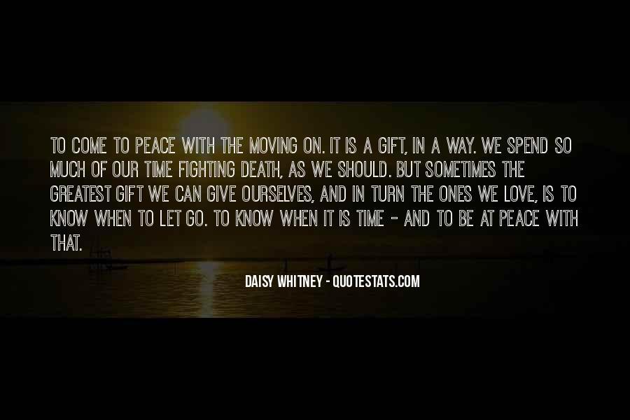 Daisy Whitney Quotes #1795527