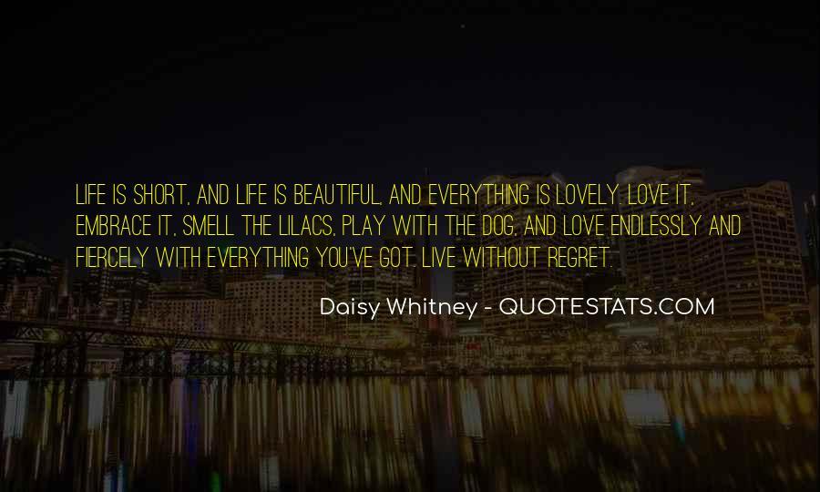 Daisy Whitney Quotes #189954