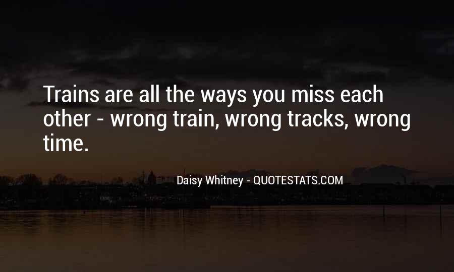 Daisy Whitney Quotes #376965