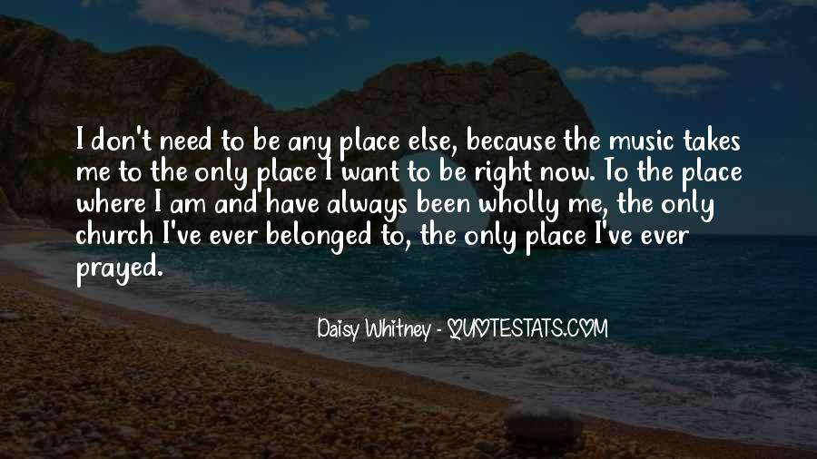 Daisy Whitney Quotes #400285