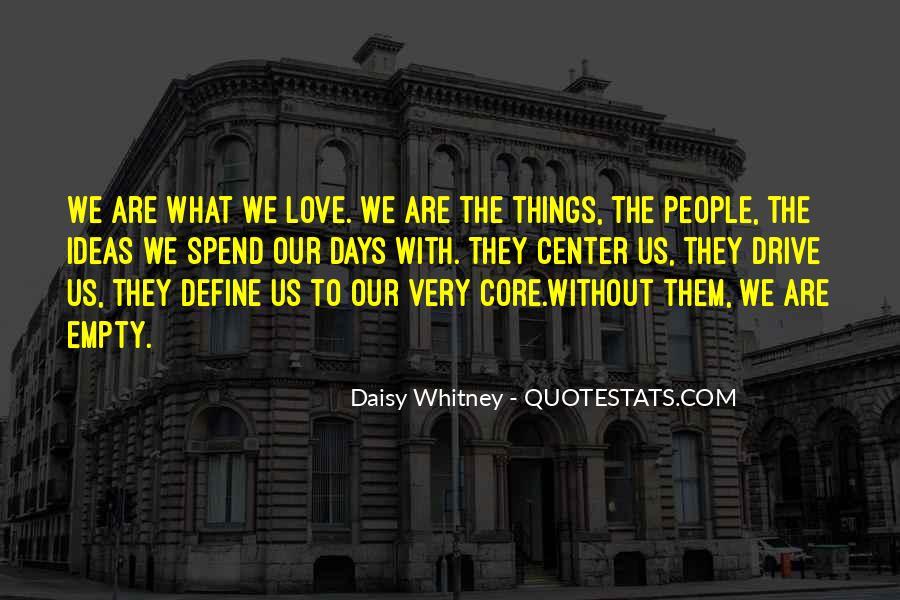 Daisy Whitney Quotes #62166
