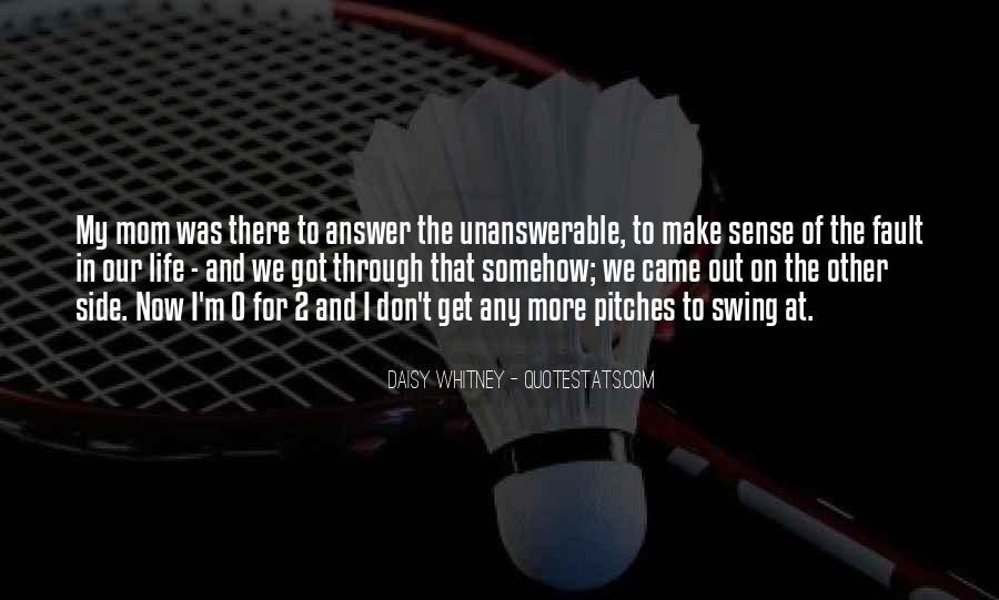 Daisy Whitney Quotes #71443