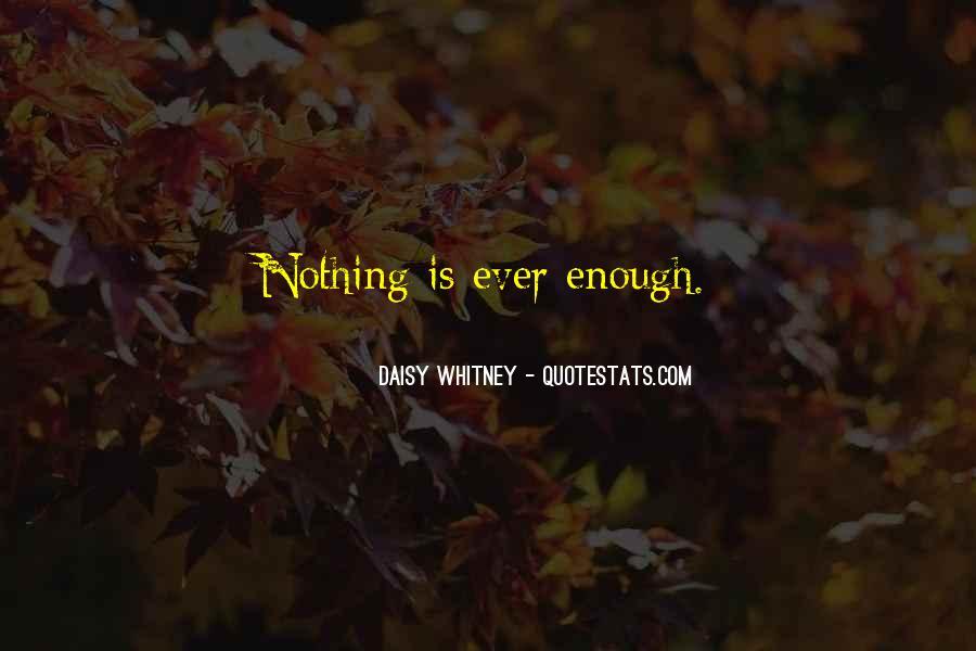 Daisy Whitney Quotes #765770