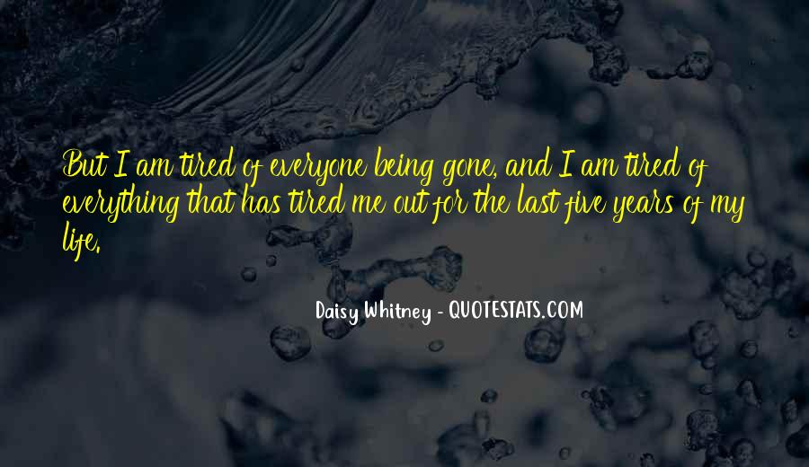 Daisy Whitney Quotes #993724