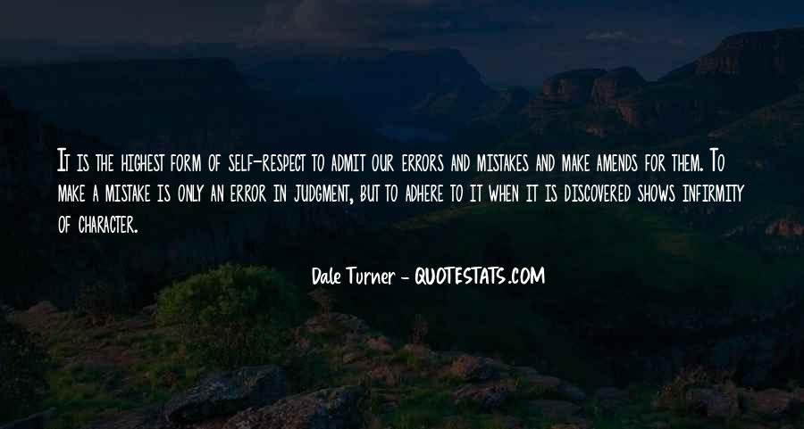 Dale Turner Quotes #1425578