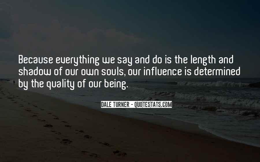 Dale Turner Quotes #19660