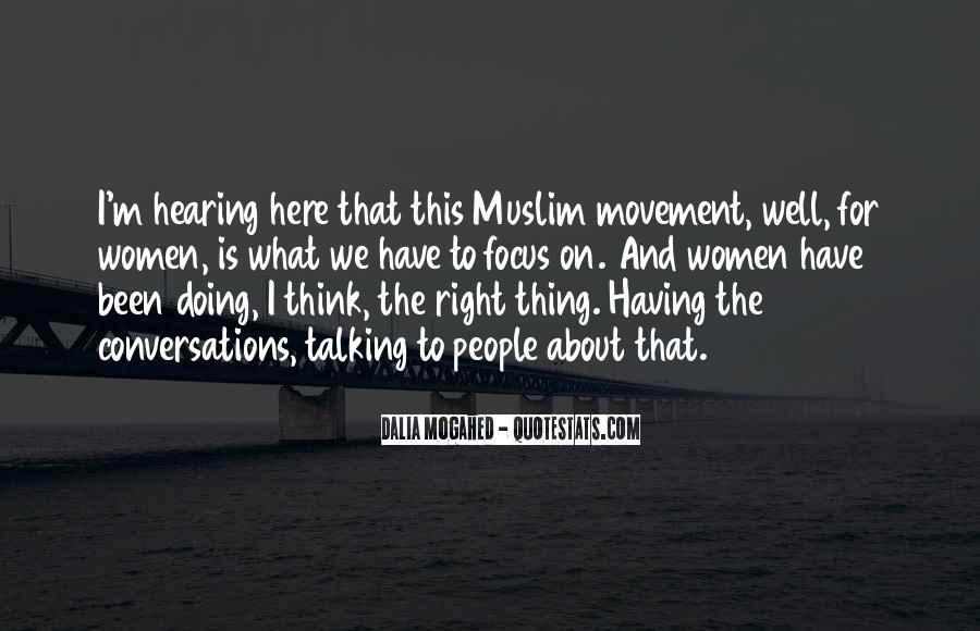 Dalia Mogahed Quotes #1449653