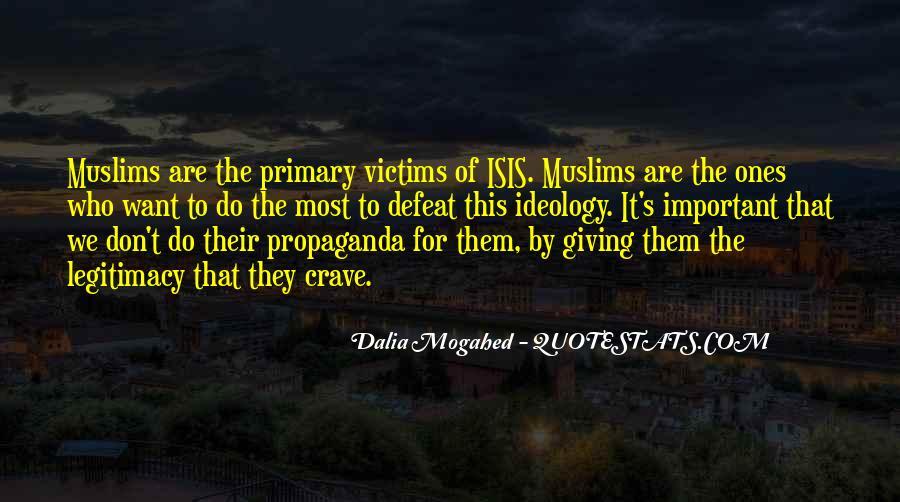 Dalia Mogahed Quotes #1490362