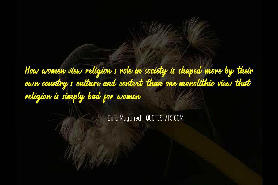 Dalia Mogahed Quotes #1525828
