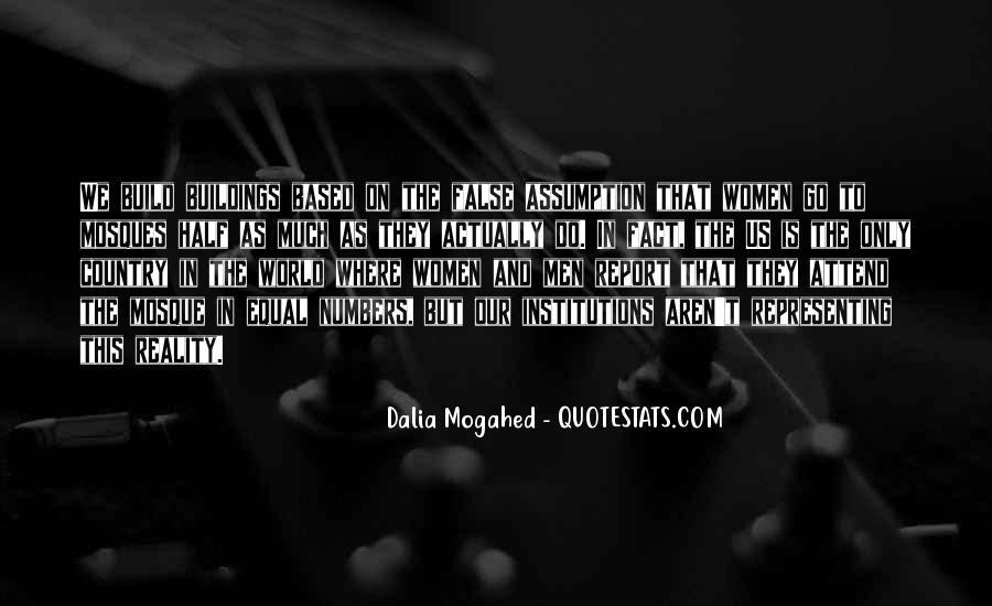 Dalia Mogahed Quotes #327887