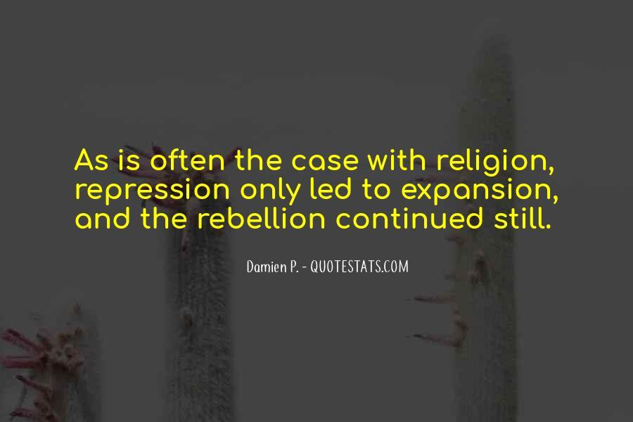 Damien P. Quotes #251017