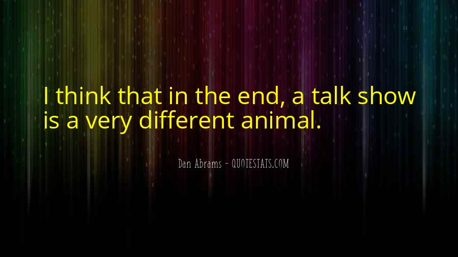 Dan Abrams Quotes #1070758