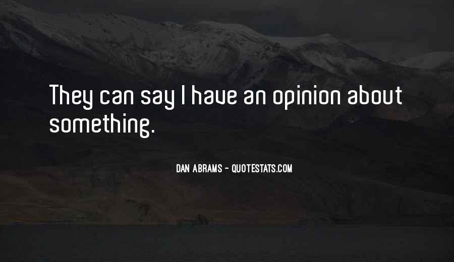 Dan Abrams Quotes #172931
