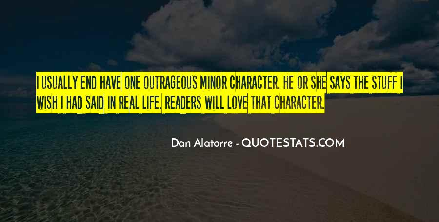Dan Alatorre Quotes #1476539
