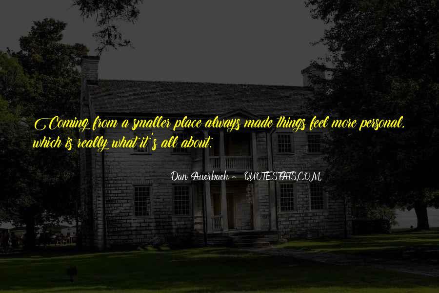 Dan Auerbach Quotes #1136727