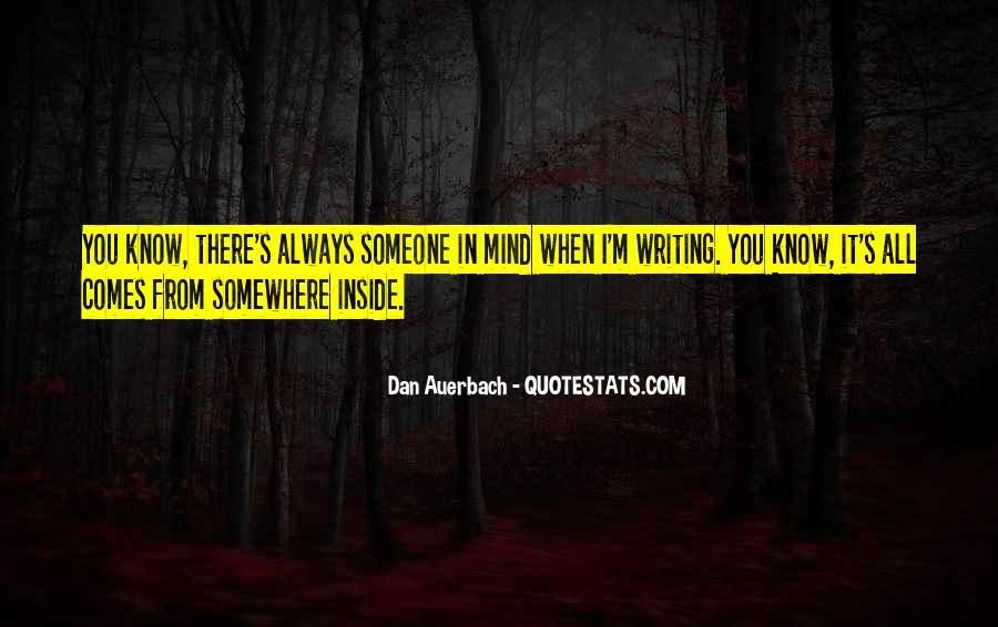 Dan Auerbach Quotes #1355125