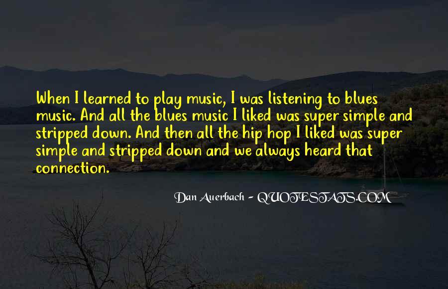 Dan Auerbach Quotes #1573403